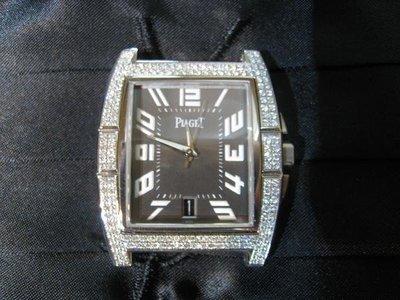 【愛錶回春中心】PIAGET 伯爵錶 Upstream 向上腕錶 33X46mm ~ (專業代鑲鑽石)請自備錶