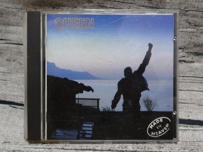 勝利屋 超值直購品-QUEEN 皇后合唱團 Made in Heaven 天籟之音 專輯CD