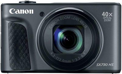 【高雄四海】Canon Powershot SX730 HS 全新平輸.一年保固.40X變焦.WIFI.翻轉螢幕