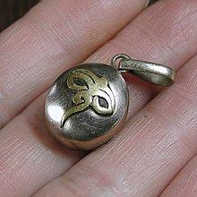 藏珠物流中心 **尼泊爾攜回**銅製迷你嘎屋**J052-003