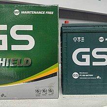 全新日本 GS YUASA GS SHIELD 46B24L 電池合任何 ANY SWIFT FREED STEPWGN VOXY