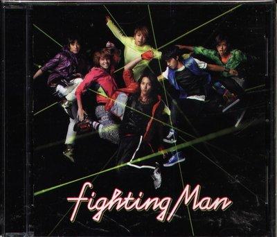 K - NEWS - Fighting Man - 日版