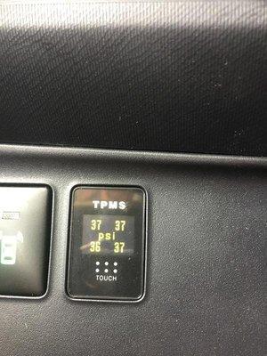 (柚子車鋪) 豐田 PREVIA W417 ORO TMPS 胎壓偵測器 盲塞蓋直上 a