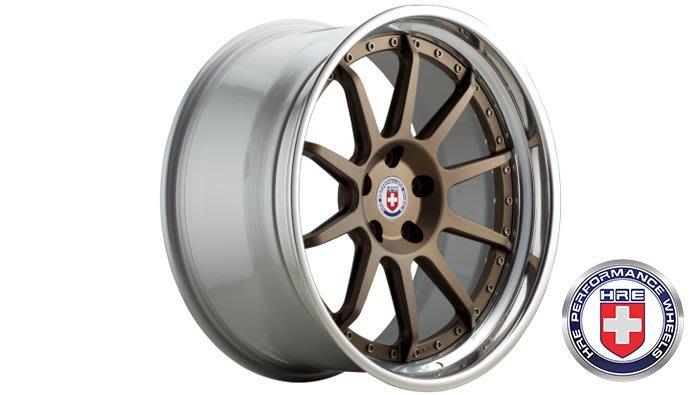 【樂駒】HRE 美國 改裝 輪框 鋁圈 套件 精品 三片式 Series C1 C103 18吋 19吋 20吋