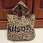 kitson  豹紋 小提包
