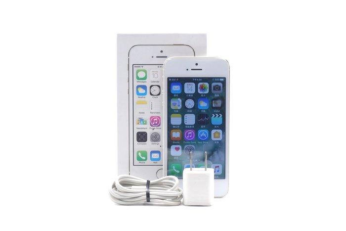 【台中青蘋果】Apple iPhone 5S 金 32G 32GB 二手 4吋 蘋果手機 #10151