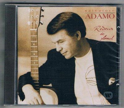 [鑫隆音樂]西洋CD-Salvatore Adamo:Rêveur de fond {4509909162} 全新