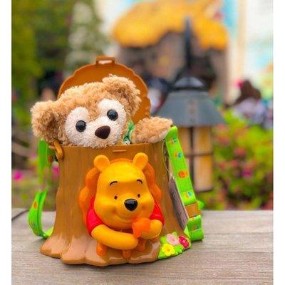 日本迪士尼樂園限定可愛維尼爆米花桶《樂園限定》日本境內限定