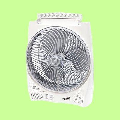 5Cgo【聯強】ACCES 北方NORTHERN 14吋風罩【充電式】DC/AC 節能箱扇 BFD14361 含稅