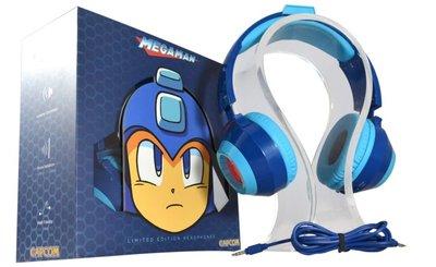 【丹】A_EMiO Mega Man Headphones - Not Machine Specific 洛克人 耳機