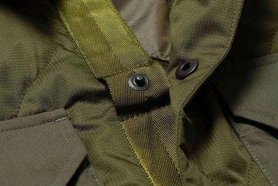 (A.B.E)HAVEN FW19 POLAR OVER SHIRT ‐ PRIMALOFT® NYLON RIPSTOP
