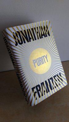 【英文舊書】[小說] Purity, Jonathan Franzen 法蘭岑