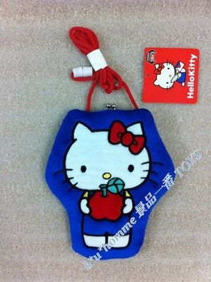 【景品一番 TOYS】 日本 SANRIO 景品 HELLO KITTY 毛公仔 手袋 散紙包 銀包 斜孭袋