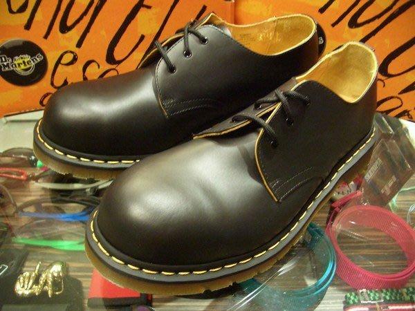 { POISON } Dr. Martens 1925 3孔皮鞋式鋼頭短靴 硬派經典 馬汀大夫工作靴 全尺寸提供