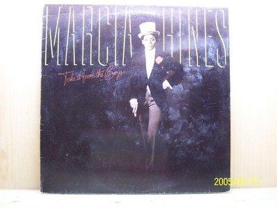 【流行LP】992.Marcia Hines:Take it from the boys專輯,made in Holland,片況:EX