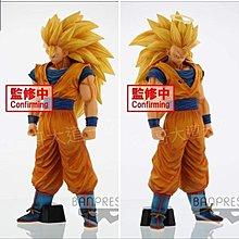 預訂 5月 限定 龍珠 超 Dragon Ball Super Banpresto Grandista Nero GROS SS3 Goku 超西 3 悟空