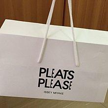 MIKIMY~日本帶回全新專櫃正品PLEATS PLEASE ISSEY MIYAKE紙袋質感超好