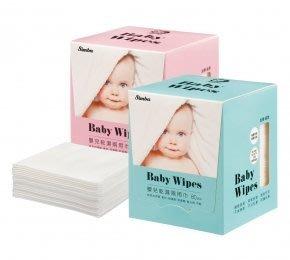 [如意]小獅王辛巴 嬰兒乾濕兩用巾(80抽)S9931~全新