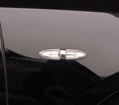 金螃蟹 LEXUS 凌志 GS350 GS430 GS450h 05~12年 鍍鉻邊燈框 側燈框 台灣製造 外銷日本