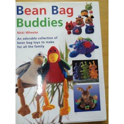 雷根《Bean Bag Buddies》#360免運 #8成新#T4015