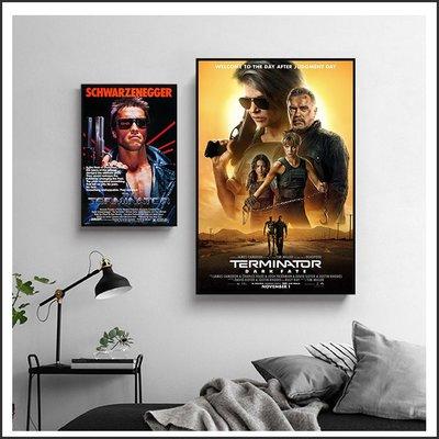 魔鬼終結者 系列 The Terminator 電影海報 藝術微噴 掛畫 嵌框畫 @Movie PoP #