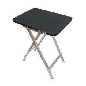 【GOGOSHOWER狗狗笑了】美國專業品牌『Kim Laube 樂比』攜帶式寵物美容桌_黑