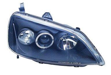 新店【阿勇的店】HONDA CIVIC 7代喜美 喜美七代 黑框光圈魚眼式大燈 七代喜美 大燈
