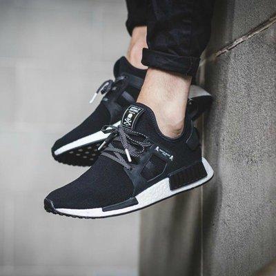 《珍品》MMJ X Adidas NMD Mastermind Japan Boost 聯名 XR1骷髏 BA9726