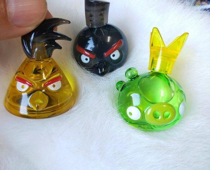 全新現貨TP - 西班牙Angry Birds 憤怒鳥系列淡香水5ml