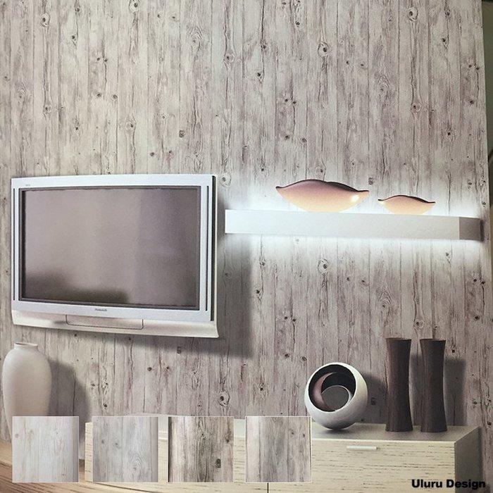 木紋壁紙 直條木紋 loft工業風 DIY壁紙 美式復古 仿木紋 背景牆/客廳牆/咖啡廳/早午餐/酒吧 設計師款 壁紙