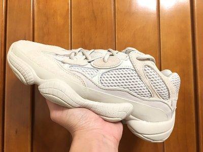 【H-Sneaker】全新 ADIDAS YEEZY 500 BLUSH 麂皮 老爹 復古慢跑 限量 女鞋 DB2908