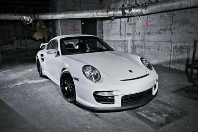 Porsche 997 Turbo 煞車來令片  PAGID RS19 煞車來令片