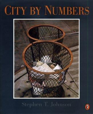 *小貝比的家*CITY BY NUMBERS/平裝/5-6歲大班/數字