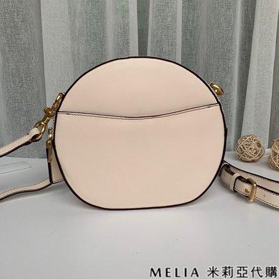 Melia 米莉亞代購 商城特價 數量有限 每日更新 COACH 35844 CANTEEN 斜背單肩包 小圓包 白色