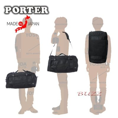 巴斯 日標PORTER屋- 預購 PORTER BOOTH PACK 3way(S) 行李袋 853-07996