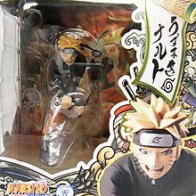 日本正版 萬代 figuarts zero 火影忍者 漩渦鳴人 模型 公仔 日本代購
