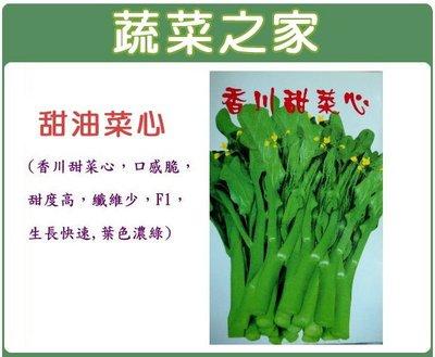全館滿799免運【蔬菜之家00A52】大包裝.甜油菜心種子60克(蔬菜種子)※此商品運費請選宅配※