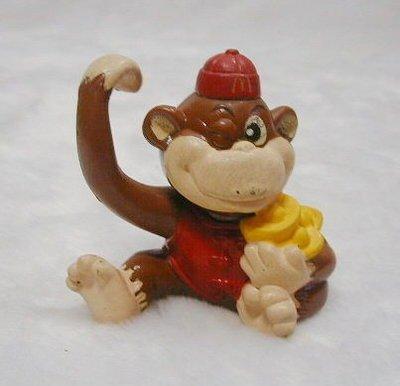 絕版1992年的麥當勞McDonald s 金元寶 猴年紀念款一隻