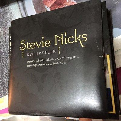 保存如新 DVD + 單曲Cd x 2 Stevie Nicks ( Fleetwood Mac )