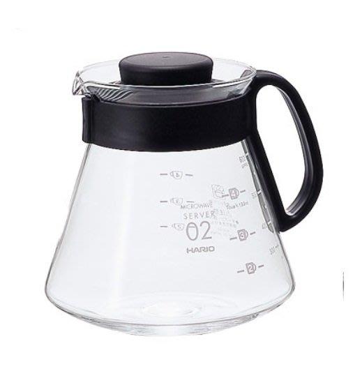 🌟現貨🌟HARIO V60經典咖啡壺 600ml XVD-60 咖啡壺 玻璃壺 咖啡公杯 花茶壺 公杯 玻璃水瓶
