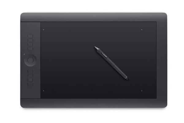【全新附贈品】Wacom Intous Pro專業版 Touch Large繪圖板 PTH-851