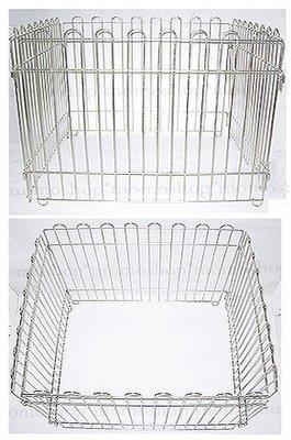 ☆米可多寵物精品☆3尺*2尺白鐵線不銹鋼圍片白鐵圍欄/可自由增加片數組合全新不會生銹