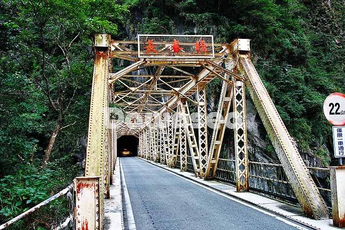 台灣圖片.風景.照片出租.花蓮太魯閣長春橋.專業攝影師拍攝.想租多少價格.你決定專案.
