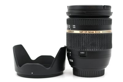 【高雄青蘋果3C】TAMRON 17-50MM F2.8 SP Di II FOR CANON B005 #42096