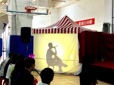 集樂城燈光音響 企業活動派對 帳篷+燈光+透光布+三面圍布出租!每組租金只要$2500