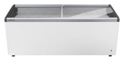 #全省服務 LIEBHERR德國利勃 558公升 6尺3 弧形 玻璃推拉冷凍櫃 EFI-5603 依地區運費另計