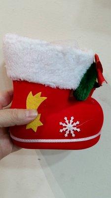 聖誕老公公(聖誕靴子)大號下標處--有現貨