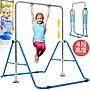 多功能兒童單槓專用4段高低+折疊收納室內單...