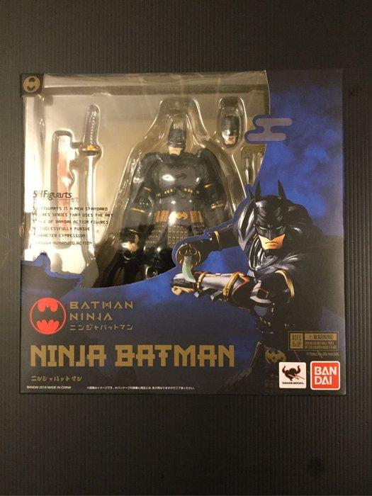COME 玩具萬代 日版 忍者蝙蝠俠 動漫