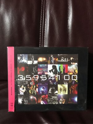 (全新未拆)陳綺貞時間的歌演唱會影音記錄預購版(2DVD+2CD)霧面精裝+專屬流水編號 房間裡的音樂會 添翼